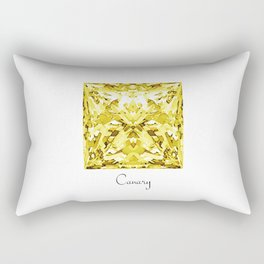 Canary Rectangular Pillow