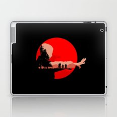 Eleven to the other side Laptop & iPad Skin