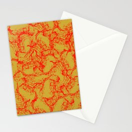 Marble Effect 19 Stationery Cards