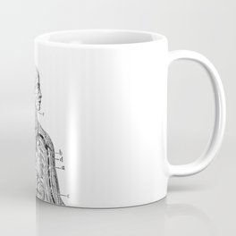 Bloody Woman Coffee Mug
