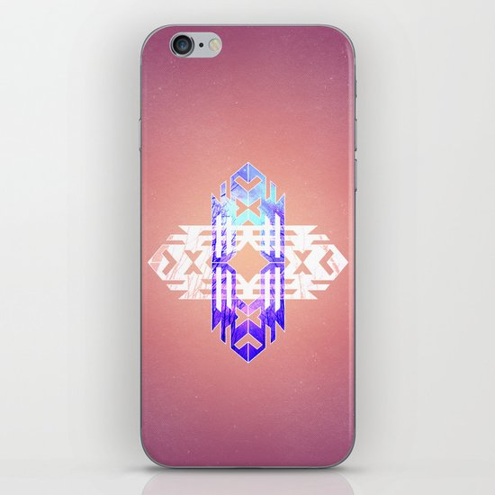 Aztec Track iPhone & iPod Skin