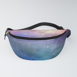 Space Pattern Print 2 Fanny Pack