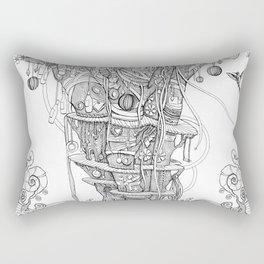 IMAGINATION (rectangular pillow) Rectangular Pillow
