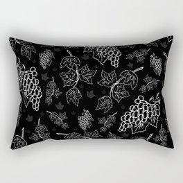Grape background Rectangular Pillow