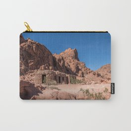 Sandstone Cabins Carry-All Pouch