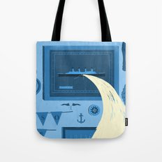 There's a leak Tote Bag