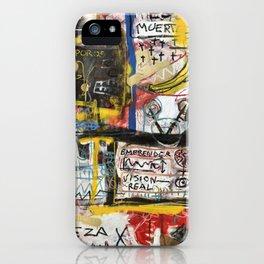 Please Please Please iPhone Case