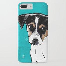 Dog Rat Terrier iPhone Case