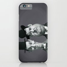 Laurel and Hardy iPhone 6s Slim Case