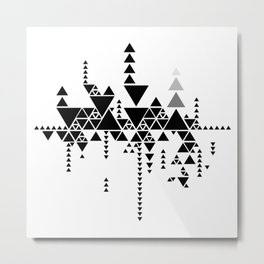 Intellectual Forest Metal Print