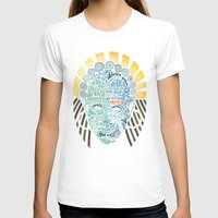 africa T-shirts featuring Africa by Filip Postolache