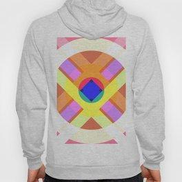 Anidacofe - Colorful Abstract Art Hoody