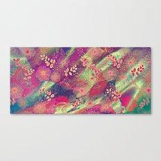 Floral Explosion 2 Canvas Print