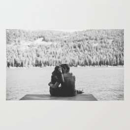 Love on the Lake // California Rug