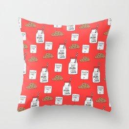 Gluten free Christmas Throw Pillow