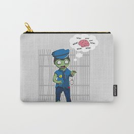 Zombie Police Carry-All Pouch
