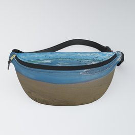 The point of Point Pelee National Park, Canada Fanny Pack