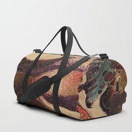 Purple People Eater Duffle Bag