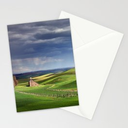 Scattered Showers on the Palouse Stationery Cards