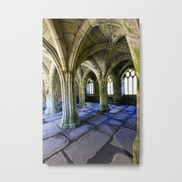 Chapter House Metal Print