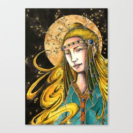 The ever young Canvas Print