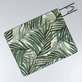 Palm leaves Picnic Blanket