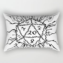 In it to crit it! Rectangular Pillow