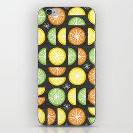 Zesty Citrus iPhone Skin