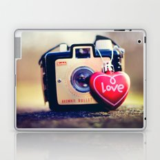 brownie love Laptop & iPad Skin