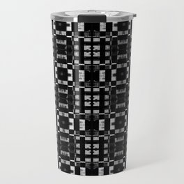 Graphite Milk Crate Razor Blades Travel Mug