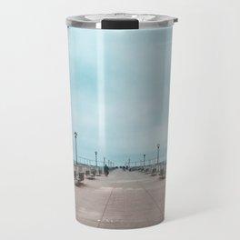 Coney Island Pier Travel Mug
