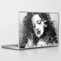 milk Laptop & iPad Skins featuring Mother's Milk by Fresh Doodle - JP Valderrama