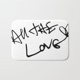 Harry Styles - All the Love Bath Mat