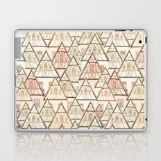 Pattern Houses Laptop & iPad Skin