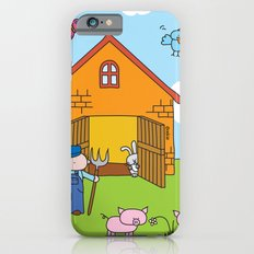 Farm iPhone 6s Slim Case