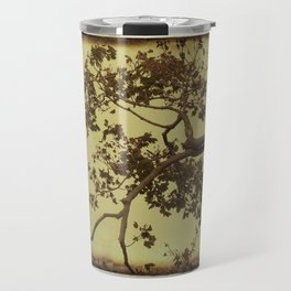 Old Crow Travel Mug
