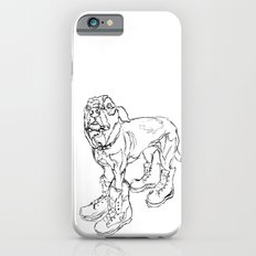 Ode to Doggie Boots Slim Case iPhone 6s