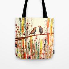 les gypsies Tote Bag