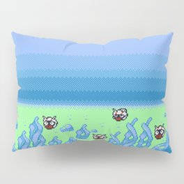 Under the Seas of Johto Pillow Sham