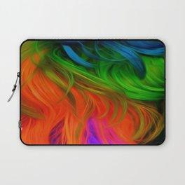 Bright Mane Laptop Sleeve
