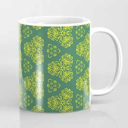 Triforce Garden Coffee Mug