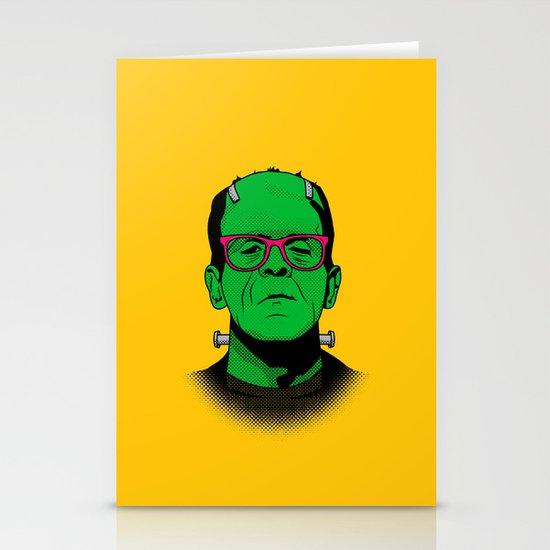 Lichtenstein's Monster Stationery Cards