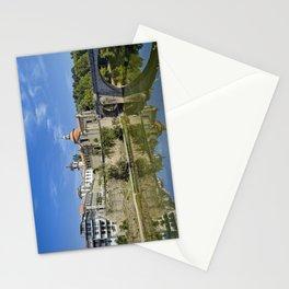 Amarante roman bridge, Portugal Stationery Cards