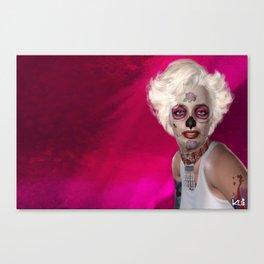 MONROE SPRING Canvas Print