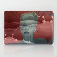 diamonds iPad Cases featuring diamonds by Rosa Picnic