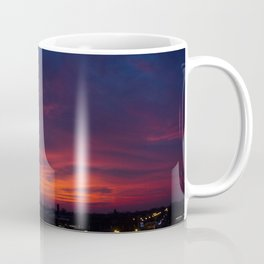 Fire Sky Coffee Mug