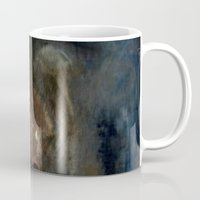 imagerybydianna Mugs featuring verlangen by Imagery by dianna