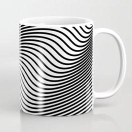 Bold Minimal Lines Coffee Mug