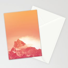 PEACHY PEAK Stationery Cards