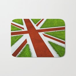 UK track and field Bath Mat
